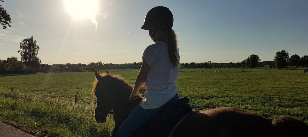 Vakantie met je eigen paard