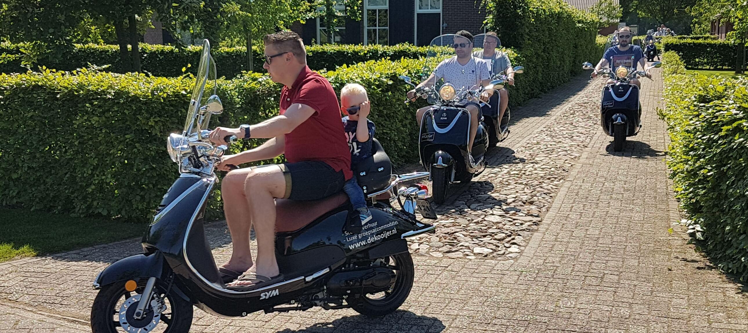 Scooter verhuur Twente